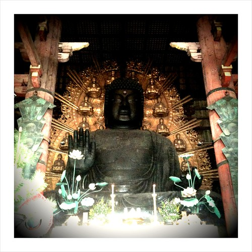 The largest Buddha statue in Japan | by sarahlane