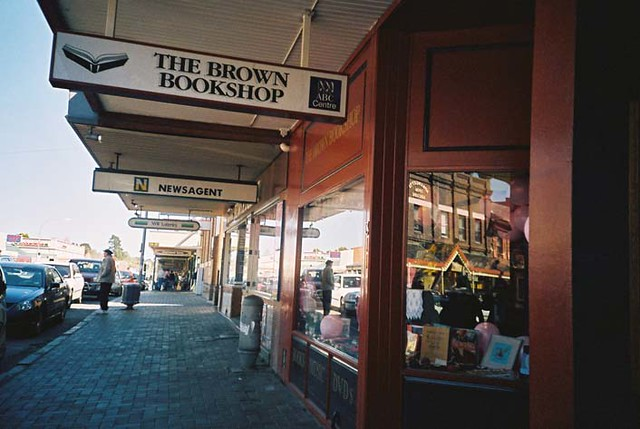 The Brown Bookshop