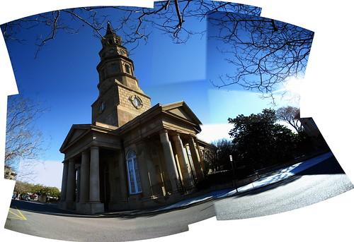 St. Philip's Church stitch | by found_drama