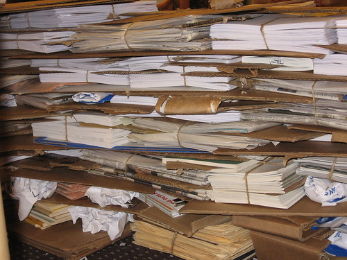 How much does Swem recycle? | by W&M Libraries