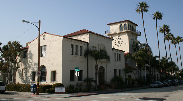 City Hall, Seal Beach, CA, 4-20-08