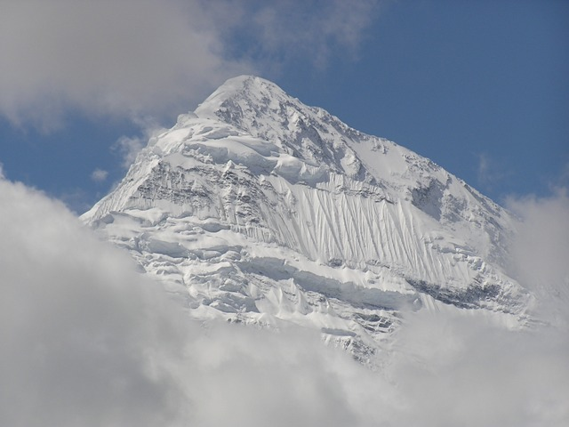 You are able to Trek in Annapurnas, Nepal.