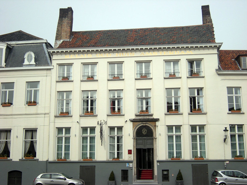 Oud Huis Amsterdam, Brugge