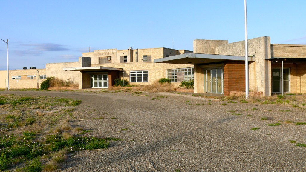 Abandoned terminal