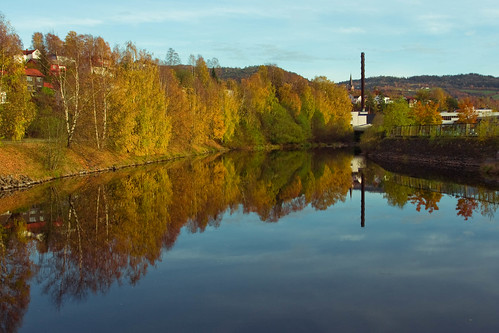 Autumn in Lillehammer | by Marcus Ramberg