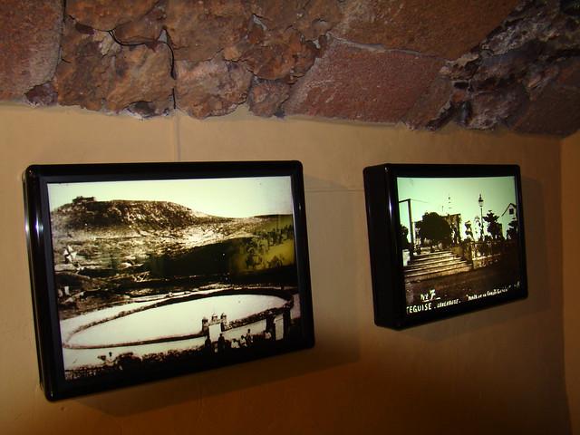 Museo Castillo Santa Barbara interior fotos Teguise Lanzarote 14