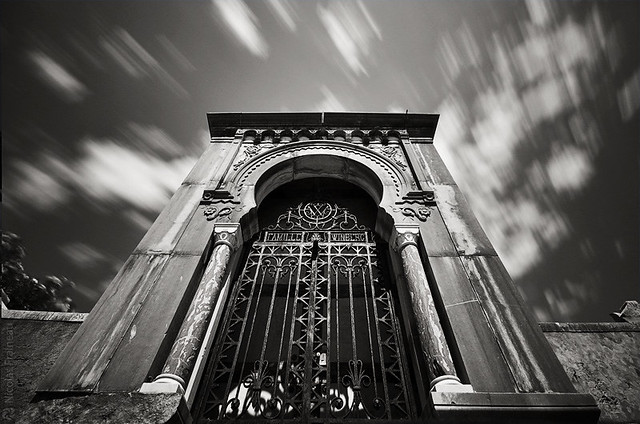 Arc Mauresque - Moorish arch