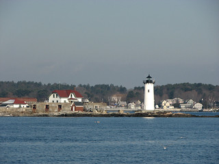 Portsmouth Harbor Lighthouse | by drocpsu