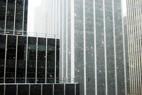 48th & 6th (snow day) | by Anna @ D16