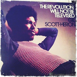 #nowplaying Gil Scott-Heron The Revolution Will Not Be Televised #LP | by nworbleahcim