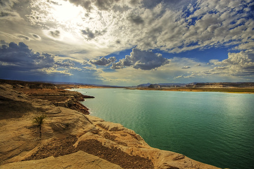 Lake Powell | by Wolfgang Staudt