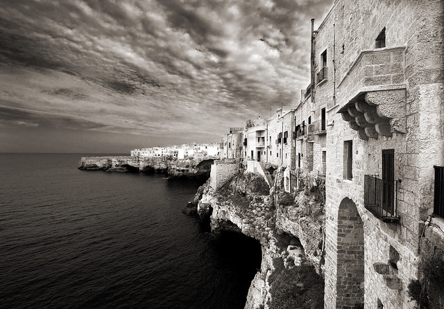 Polignano Coast