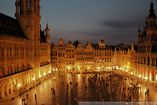 Belgique, Grand Place de Bruxelles | by rcamboim