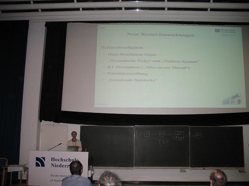 Vortrag: Kernel Programmierung