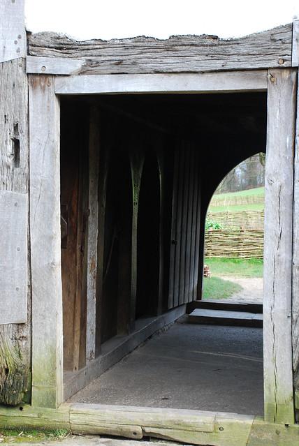 Bayleaf farmhouse back door (1)