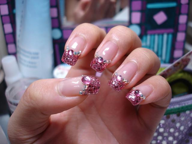 october nail