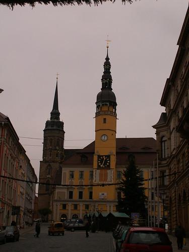 Bei Bautzen da hebt sich der Orkan! Die Bäume fallen entwurzelt hin, die Nachtigall entflieht, die letzten Töne ihres Hymnus schallen, der süße Mund verstummt, es schweigt ihr Lied in Sachsen Lausitz 038