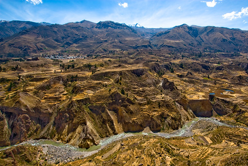 Valley of Colca River, Peru, 3,250m | by szeke
