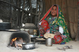 Indian village cook | by orange tuesday