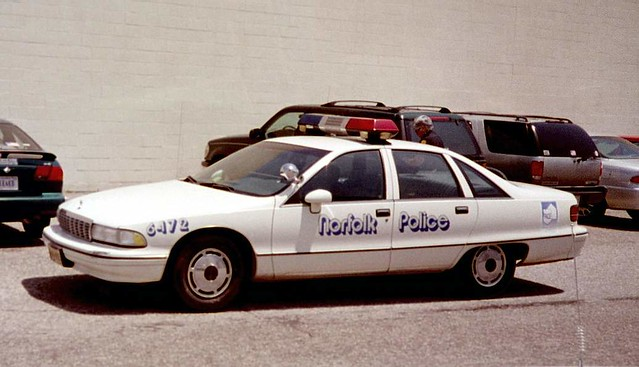 Norfolk Police Va Usa Chevrolet Caprice 1 000 Views On 1