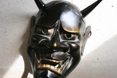 Kabuki Mask - Noh , Oni(Hannya)   by tommy the pariah[away]