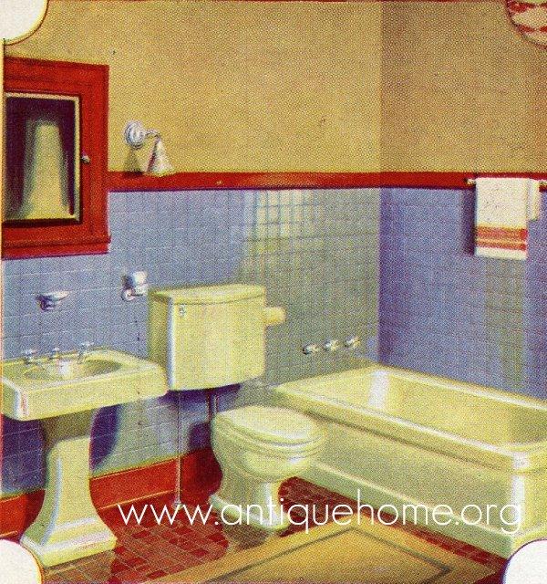 Bathroom Gordon Van Tine Catalog By Daily Bungalow