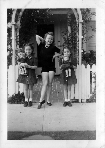 """Marcia and the Twins"", Dec. 1949 