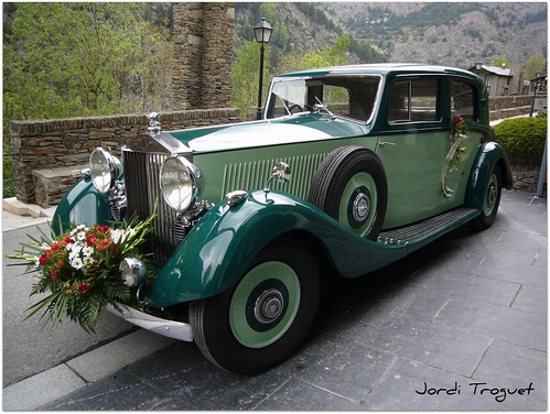 ROLLS ROYCE  A MERITXELL | by Jordi TROGUET (Thanks for 1,923,800+views)