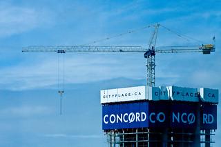 Concord Condo Construction   by veggiefrog