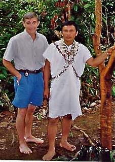Ecuador Shamans