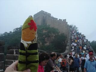 Noah na muralha da china