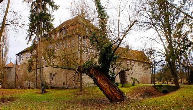 Ehningen - Medieval Castle