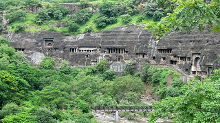 Ajanta Caves | by danchitnis