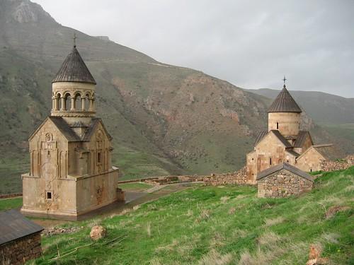 Armenia Monastyr' Noravank