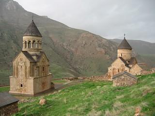 Armenia Monastyr' Noravank | by Grigory Gusev
