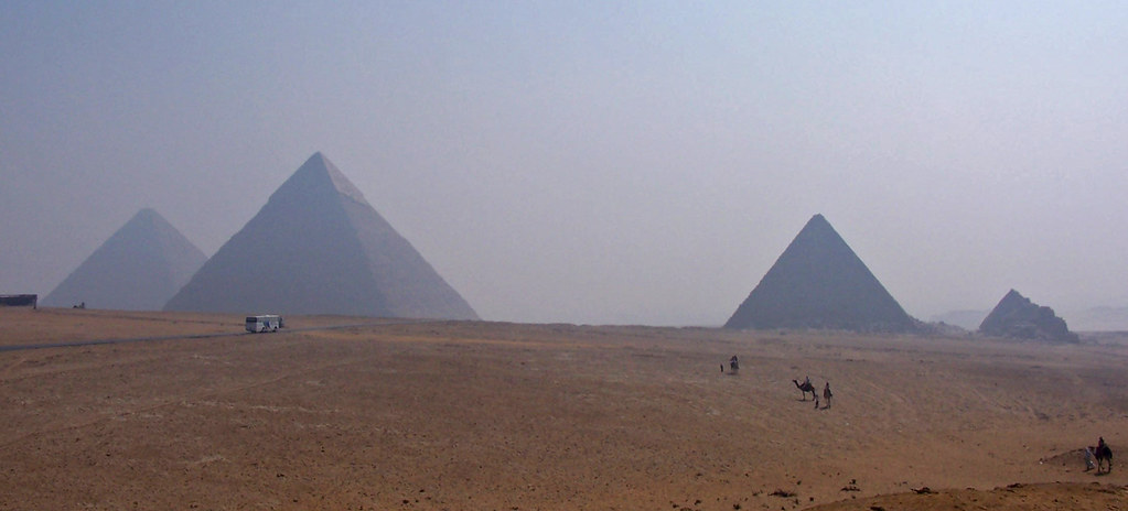 Piràmides de Giza