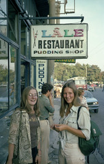 Pudding Shop Istanbul 1978