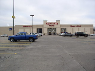 Safeway Grocery Store (Closed) - Minyard Grocery Store (Cl