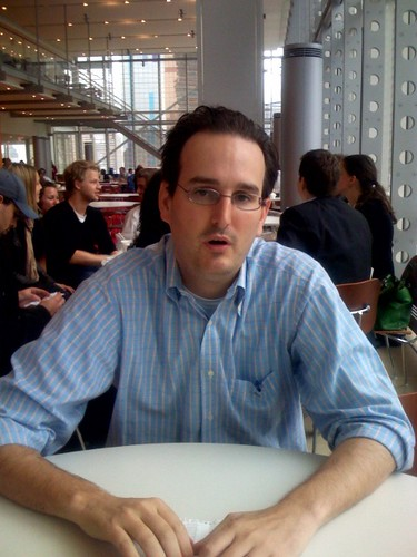Derek Gottfrid, tech guy at the Times | by scriptingnews