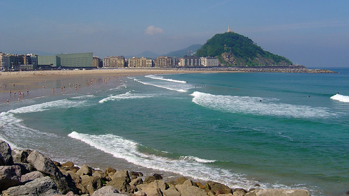 Spain (San Sebastian) Surf Beach | by Enrique de Clascá