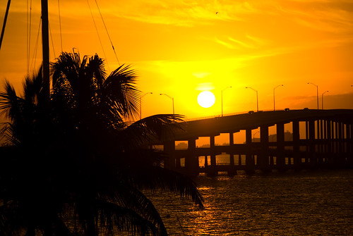 Sunset in Key Biscayne | by Face-2-Face