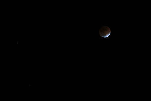 Lunar Eclipse   by soulebro