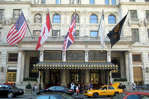 NYC: The Plaza Hotel | by wallyg