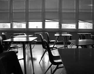 Empty Classroom | by Max Klingensmith