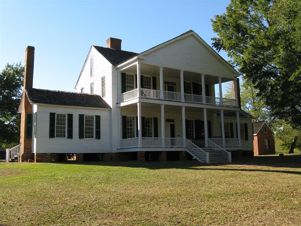 Bratton mansion, front
