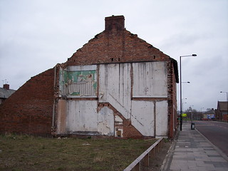 Walker Road Demolition | by Draco2008