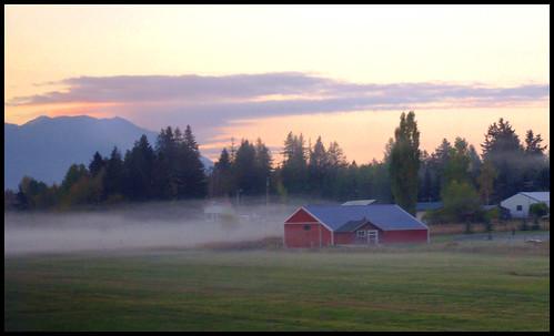 fog geotagged montana day whitefish empirebuilder regionwide