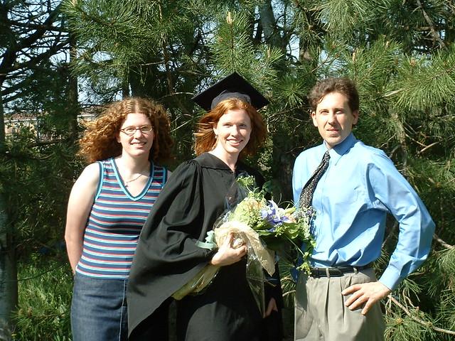 graduation NIU