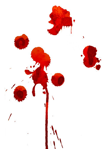 Blood Spatter | by Heo2035