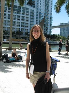 Regan on the terrace | by Tanya R.